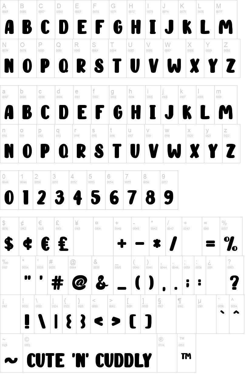 Cute-n-Cuddly-Fonts-2