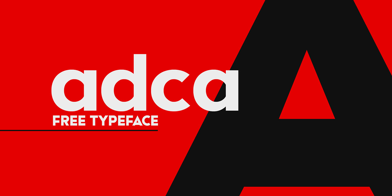 Adca Sans Serif Font-1