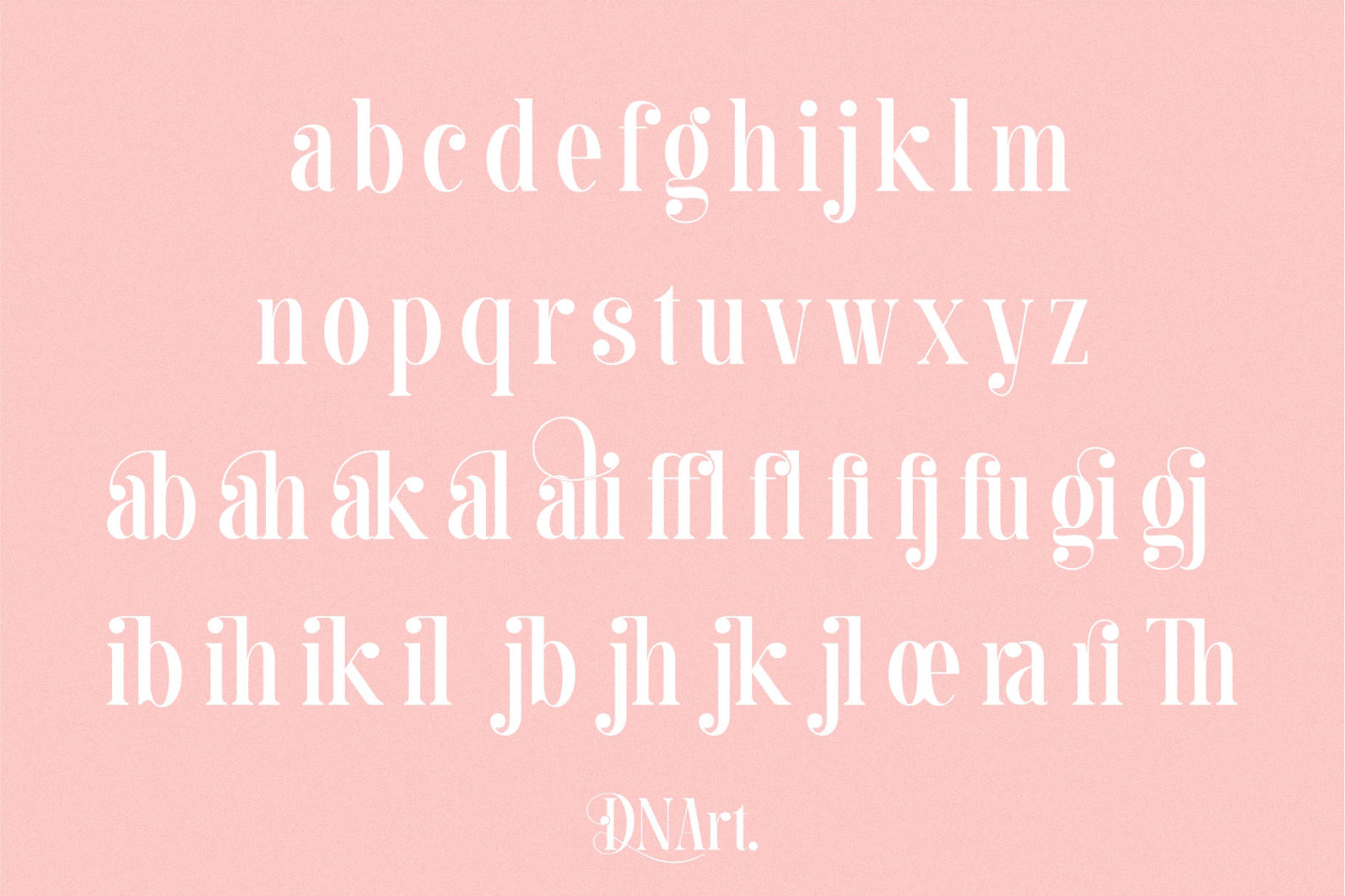 Balinesse Serif Font-4