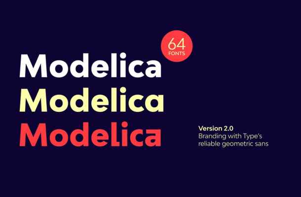 Bw Modelica Sans Serif Font Family