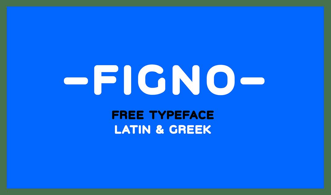 Figno Sans Serif Font-1