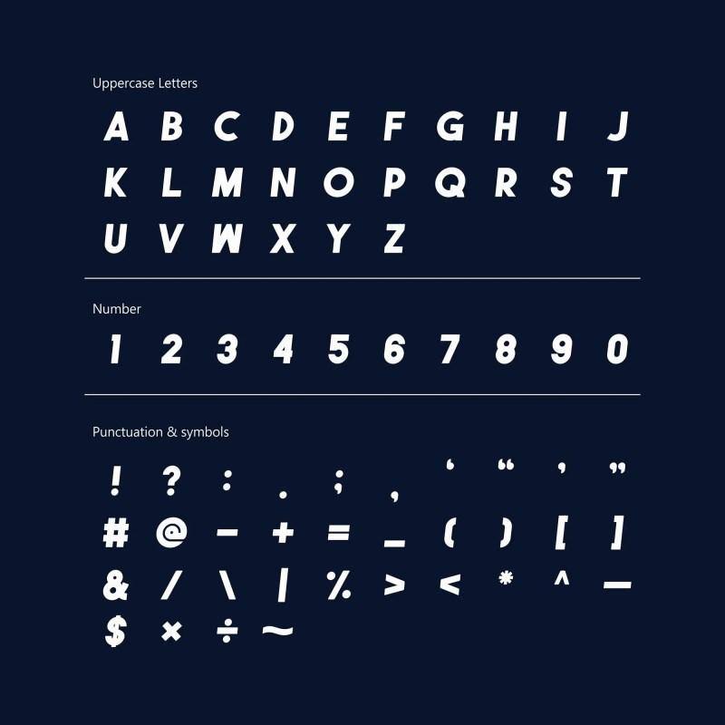 Genuine Sans Serif Font-2