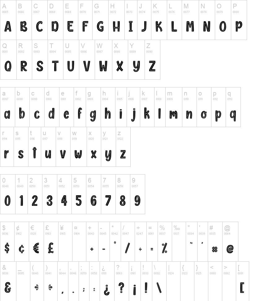 Monicha Fancy Various Font-2
