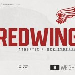 Redwing Sans Serif Typeface