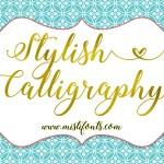 Stylish Calligraphy Script Font