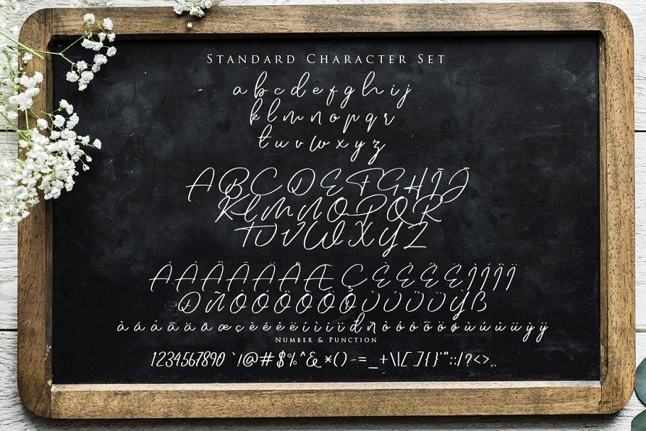 Jovanka Script Handwritten Font-3