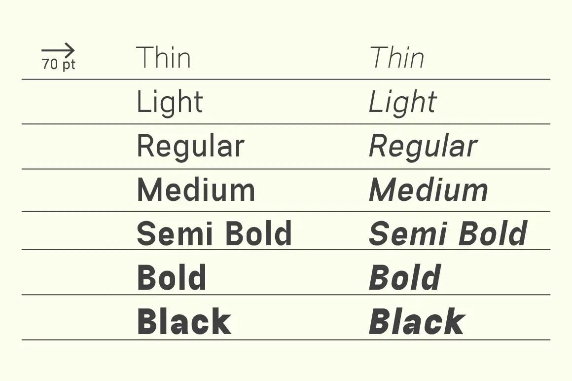 Aftetir Sans Serif Font-2
