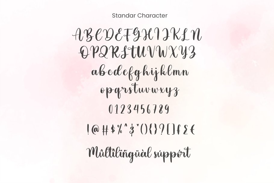 Baby Darling Calligraphy Font-3