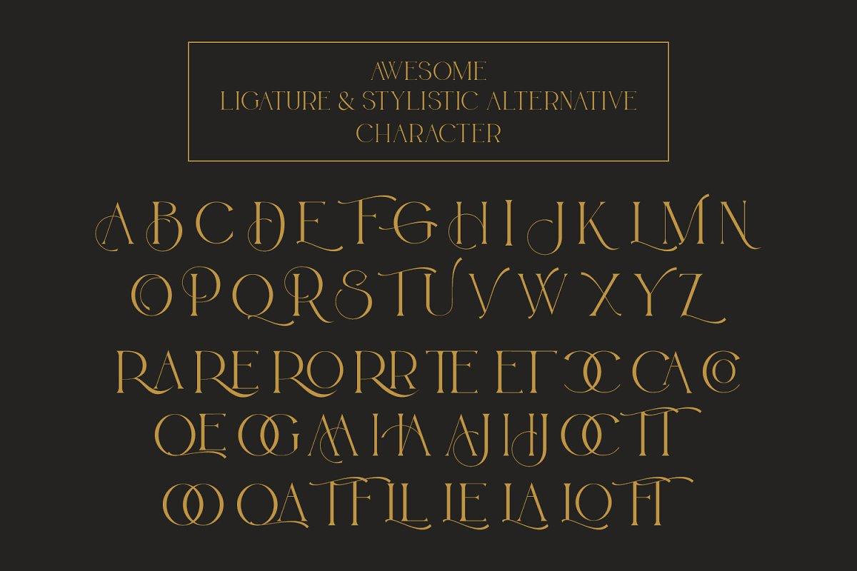 Bolin Gerii Luxury Serif Font-2
