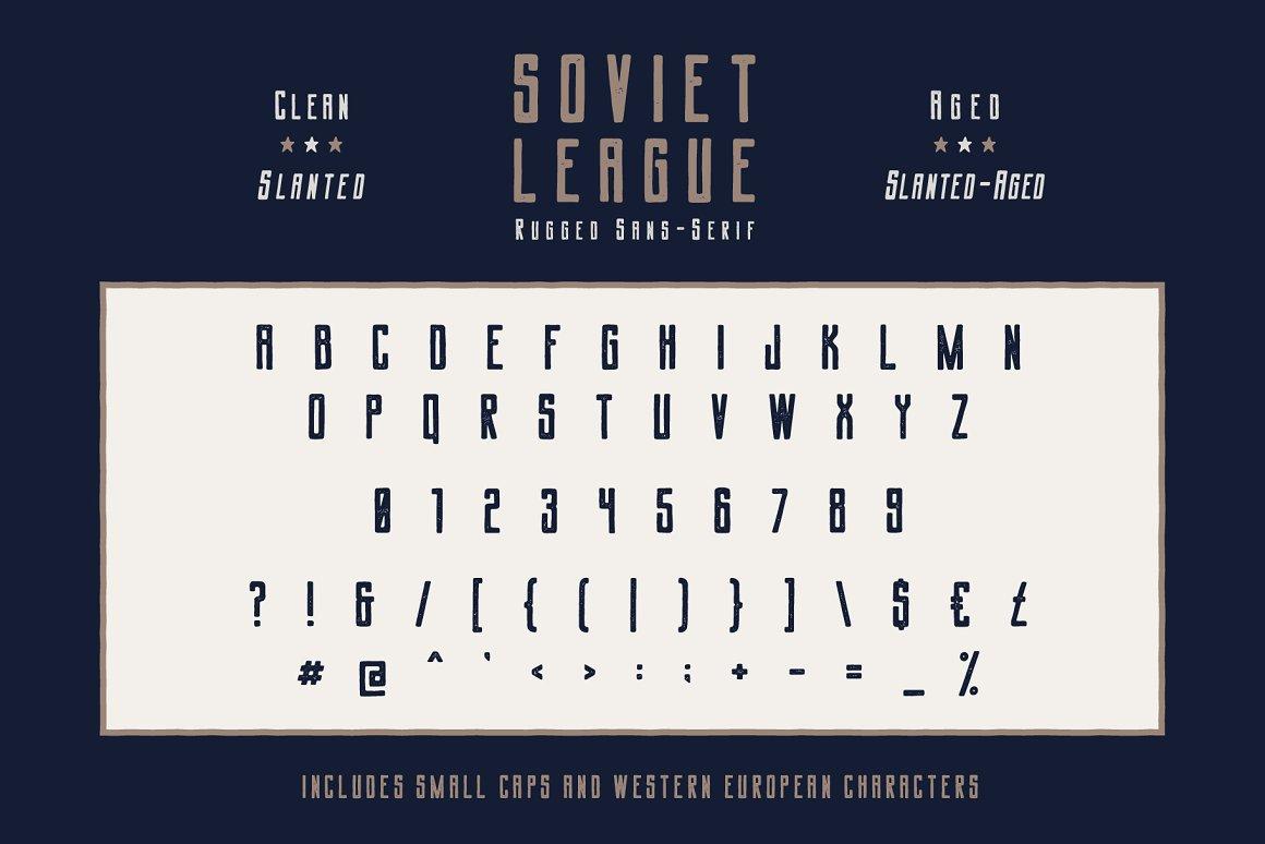 Contraband Script Font Duo -3