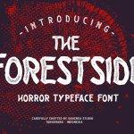 Forestside Typeface