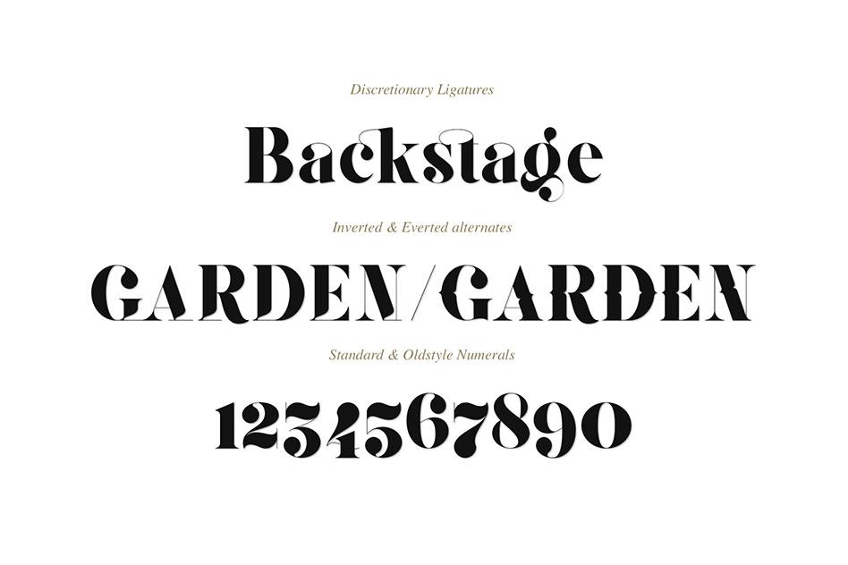 Giaza Serif Typeface-3