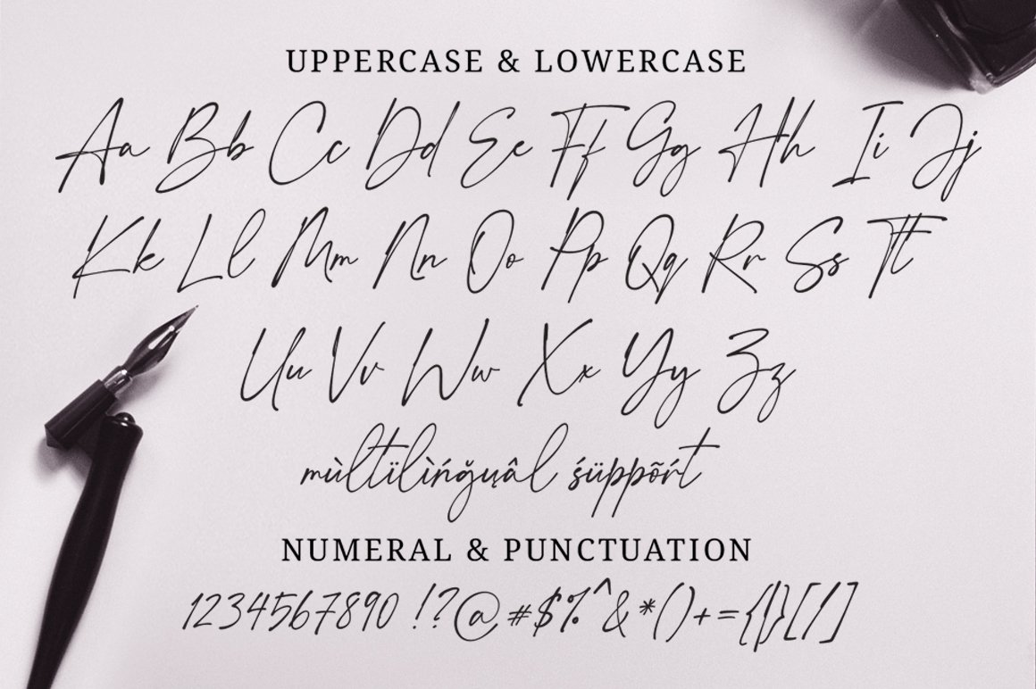 My Everything Script Handwritten Font-3