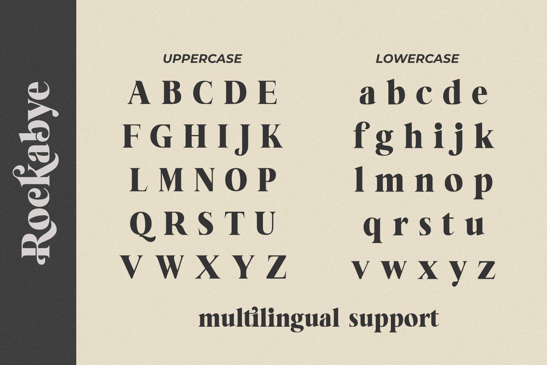 Rockabye Modern Serif Typeface-3