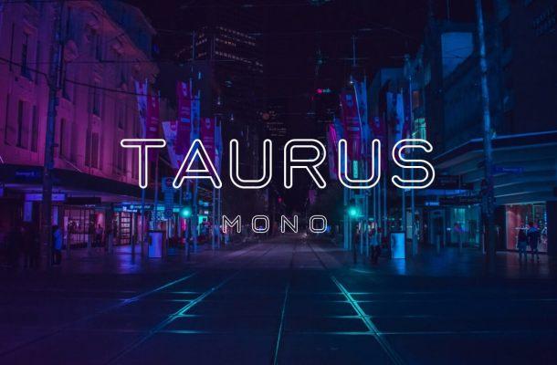 Taurus Mono Font Free