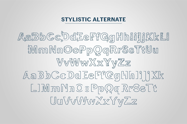 Ziclose Sans Serif Font-2