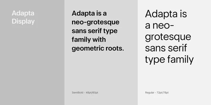 Adapta Sans Serif Font-2
