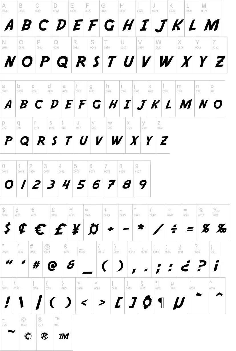 Adventure Fancy Font-2