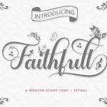 Faithfull Font