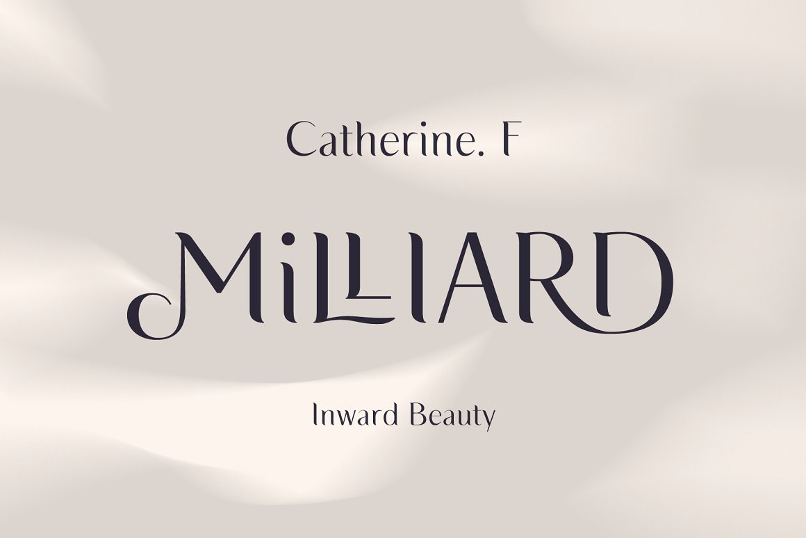 Florania Elegant Serif Font -2
