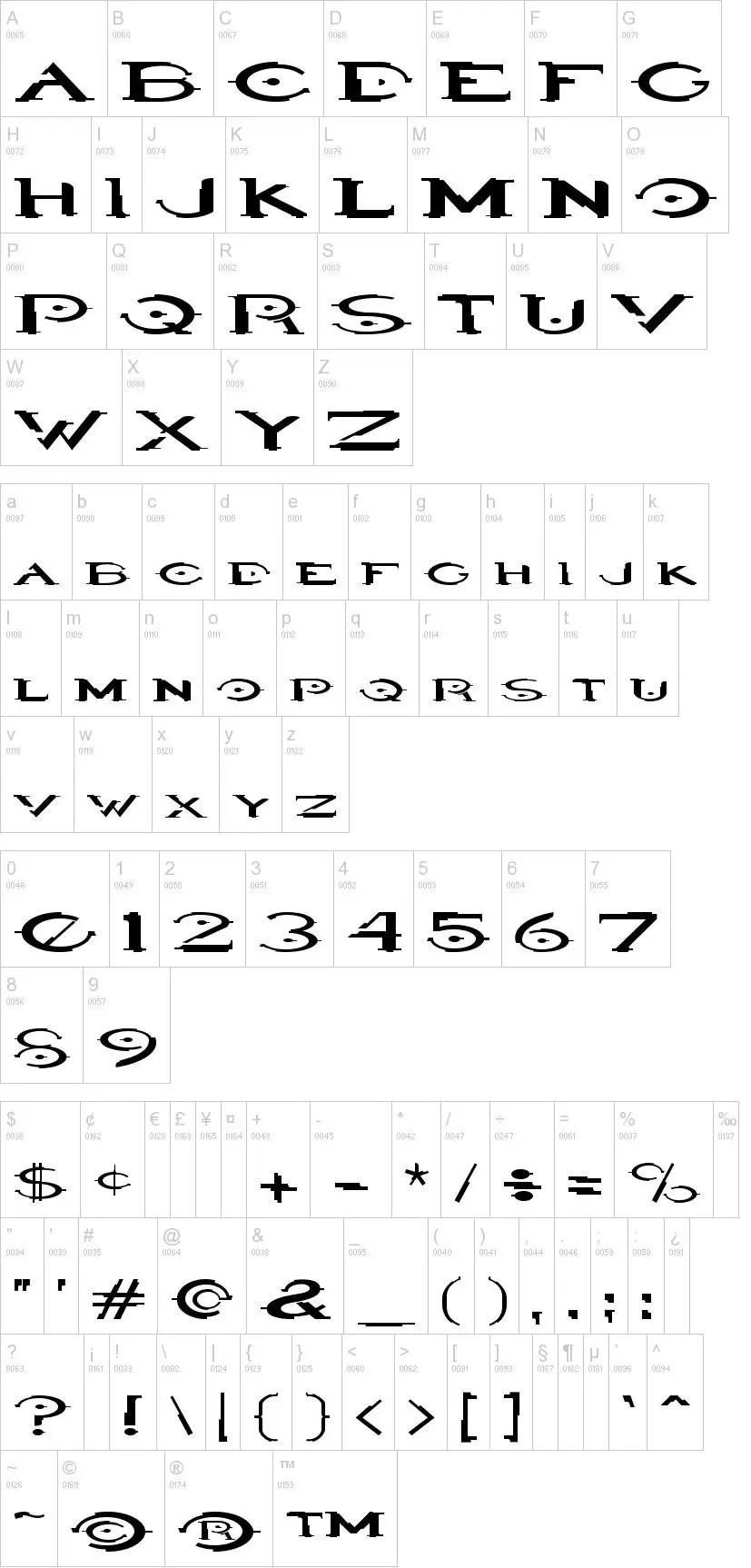 Halo Fancy Font-2