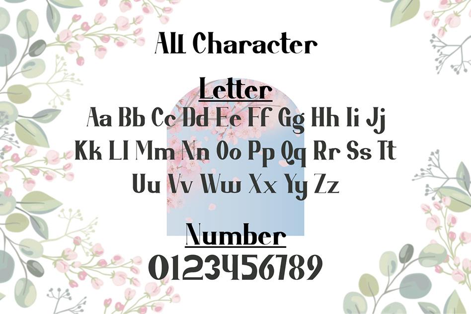 Mirai Futura Serif Font -2