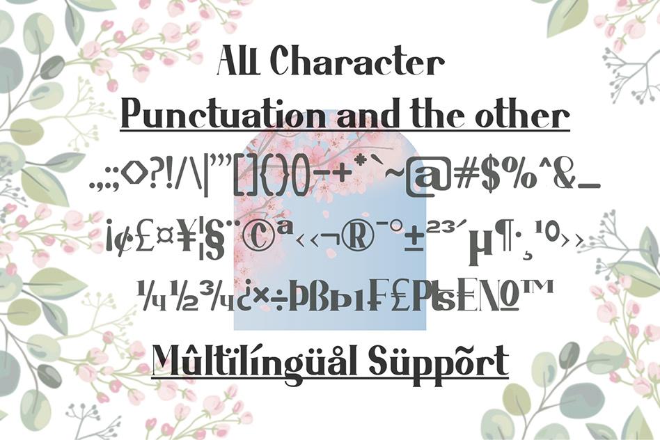 Mirai Futura Serif Font -3