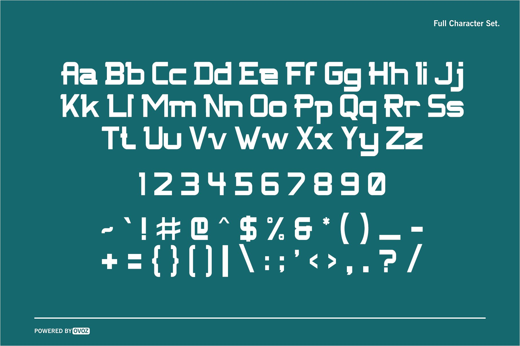 NFC FISSURE DISPLAY FONT-2