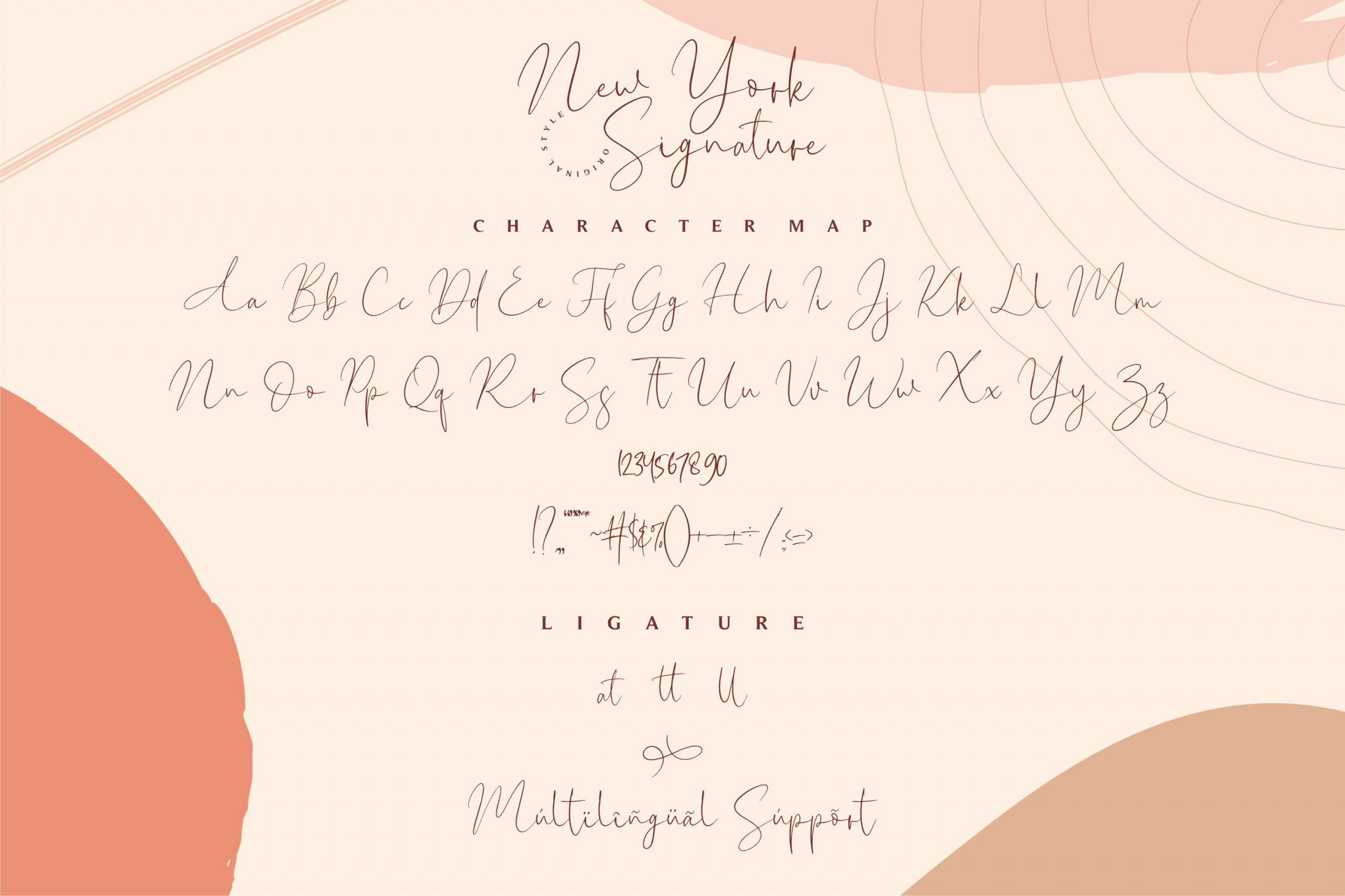 New York Signature Luxury Signature Font-3