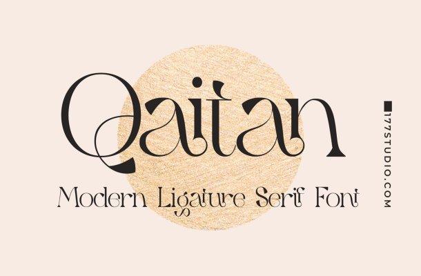 Qaitan Font