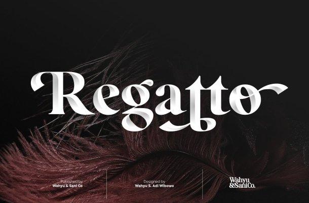 Regatto Font