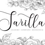Sarilla Font