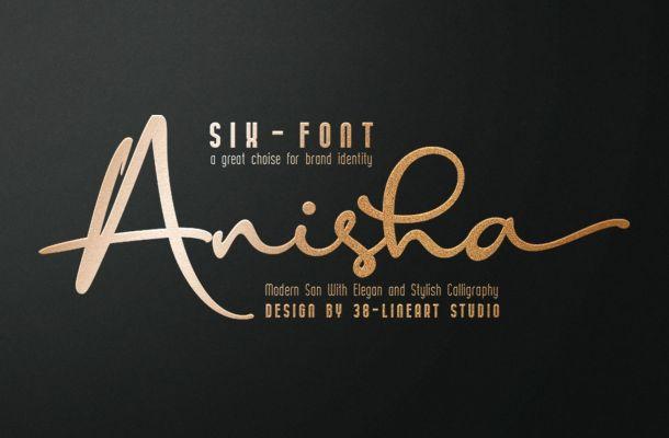 Anisha Font