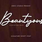 Beautyous Font