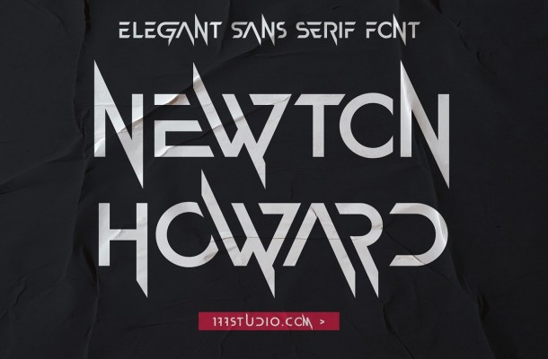 Newton Howard Font