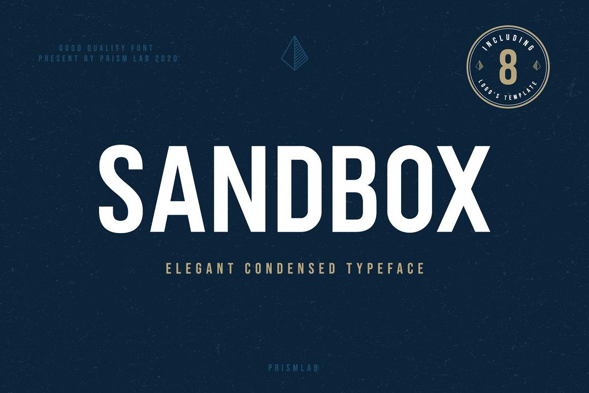 Sandbox Elegant Sans Typeface -1