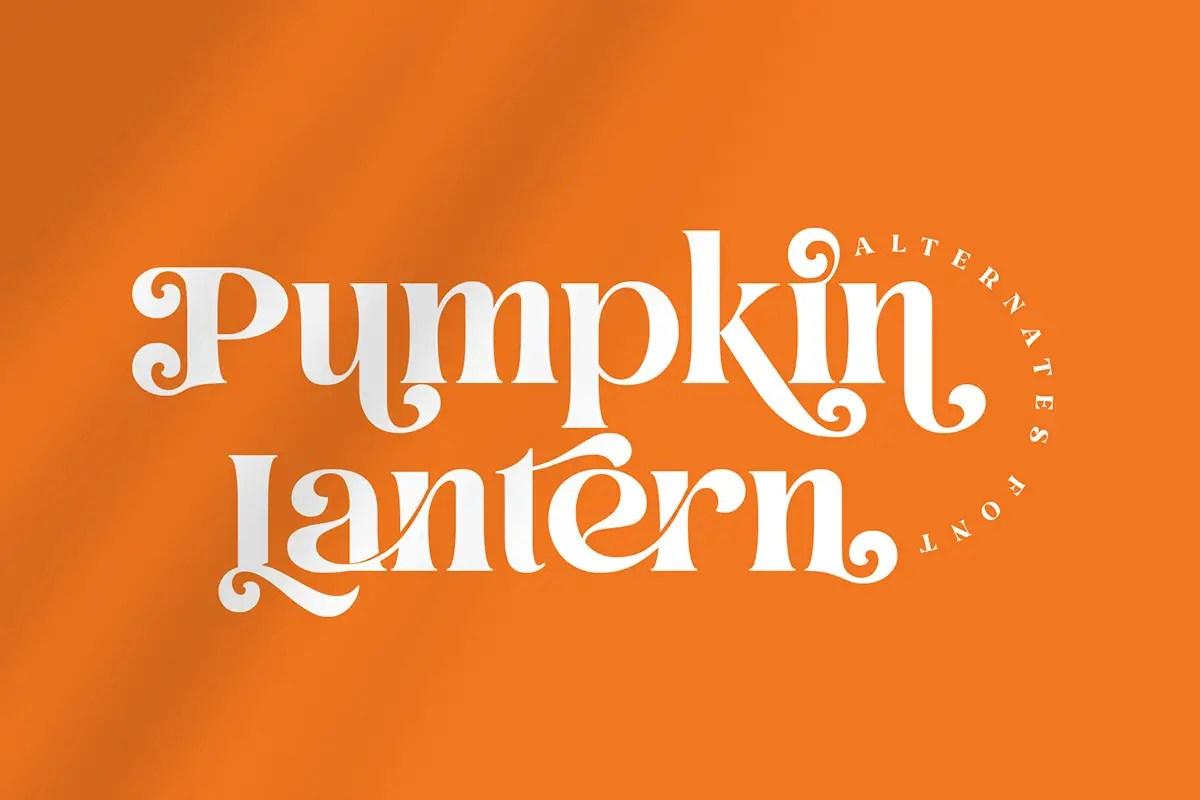 Hellowin Modern Classy Serif Font -