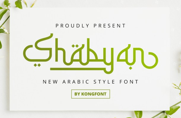 Shabyan Font