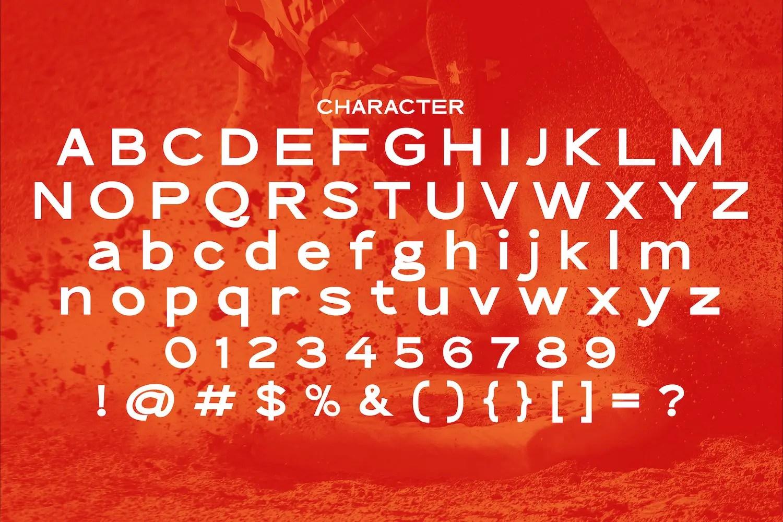 The Qlickers Modern Sans Font-3