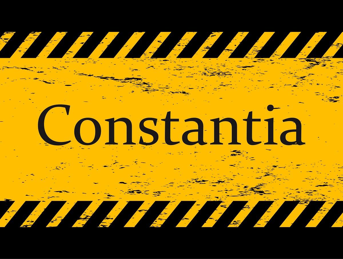 Constantia Serif Typeface