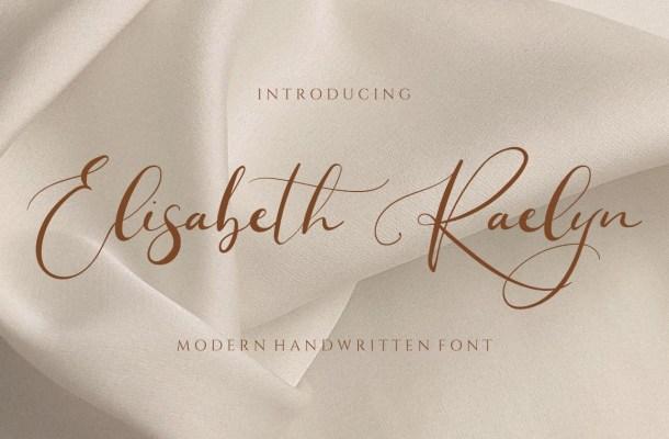 Elisabeth Raelyn Font