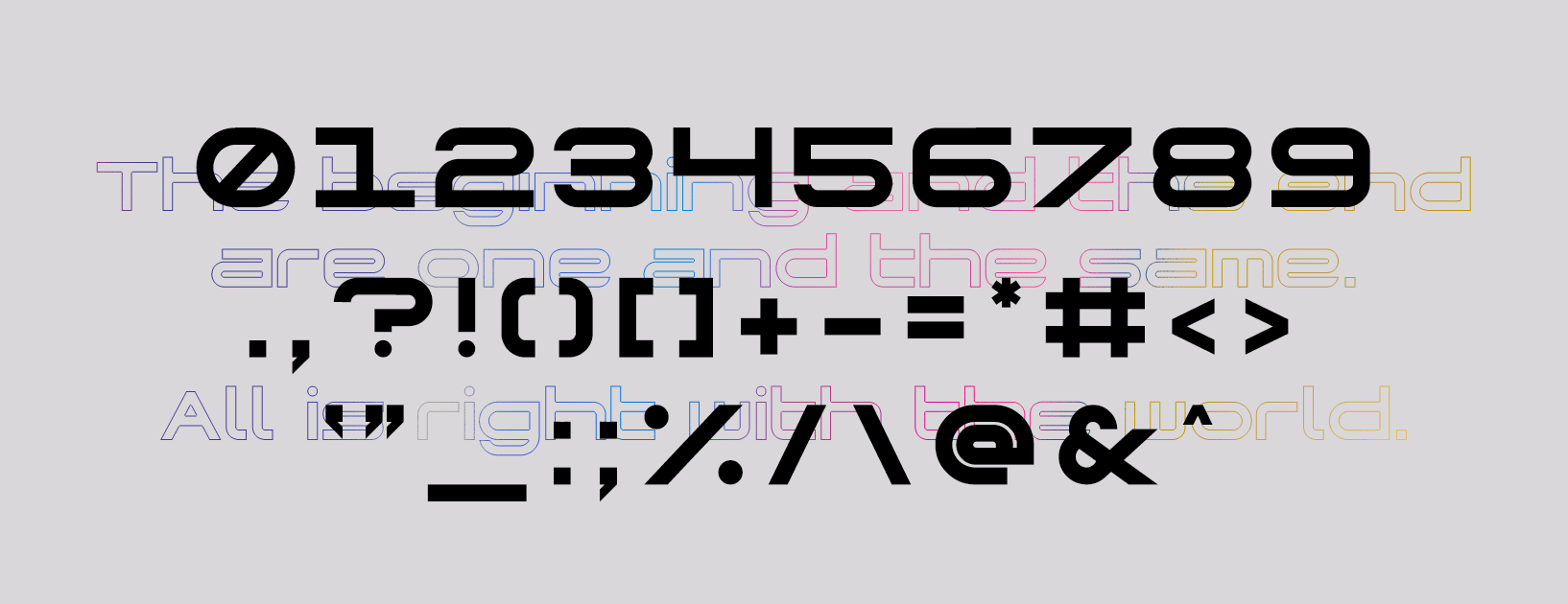 Genesys Bold Display Font -3