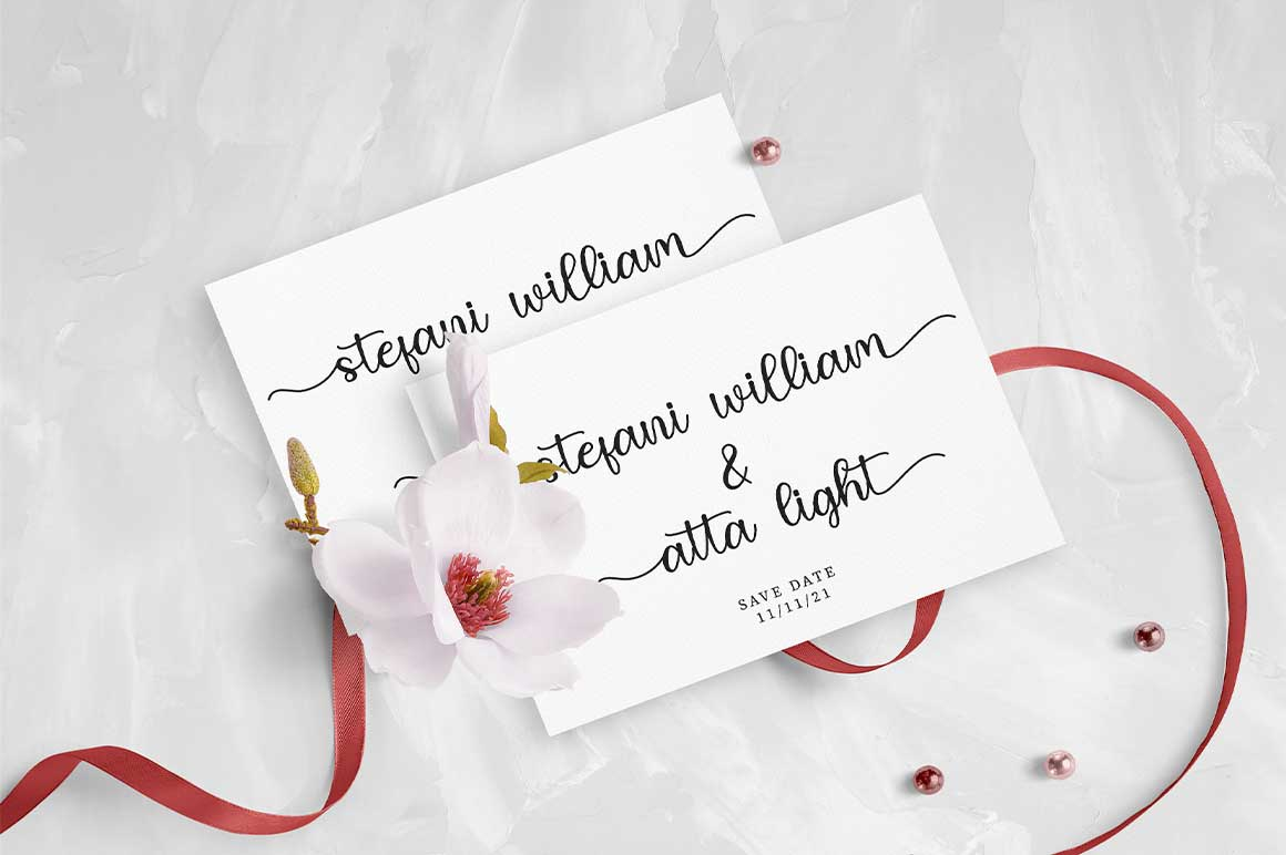 Collette Modern Calligraphy Font -2