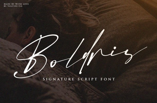 Boldris Font