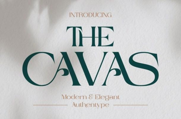 Cavas Font