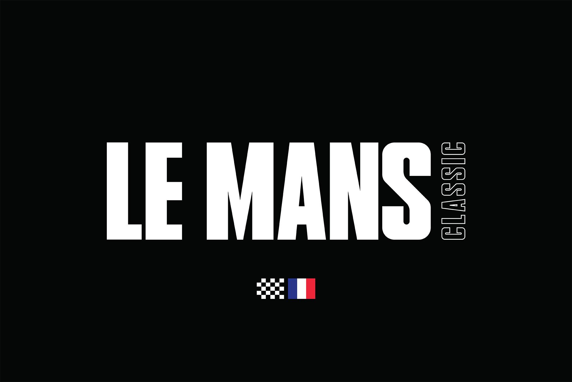 Le Mans Bold Sans Serif Font -1