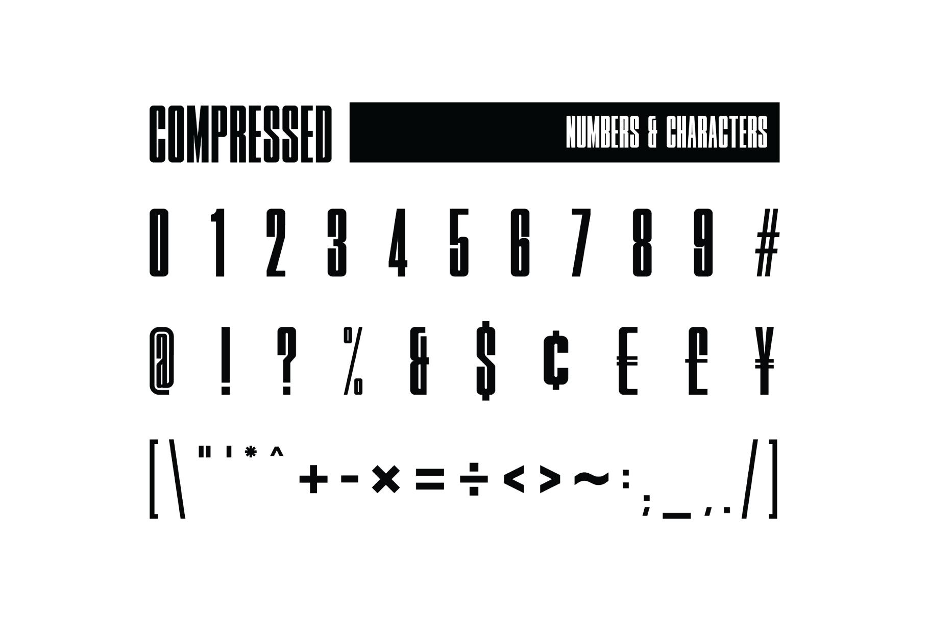 Le Mans Bold Sans Serif Font -4