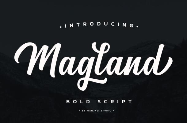 Magland Font