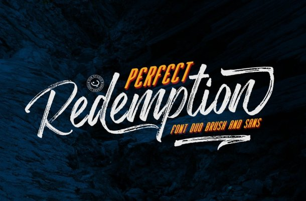 Perfect Redemption Font