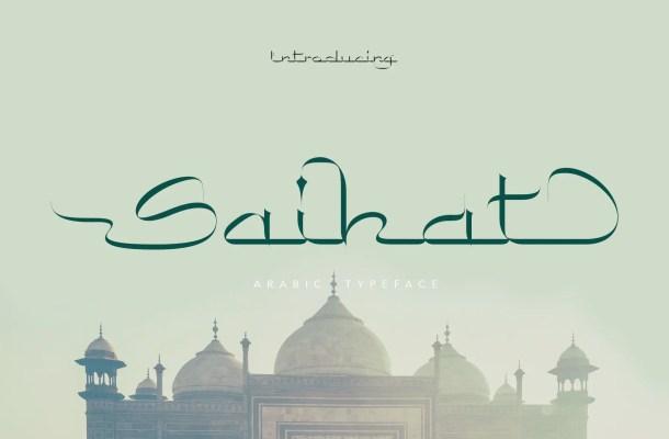 Saihat Font